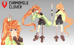 GF: Chamomile Clover by Catrifer