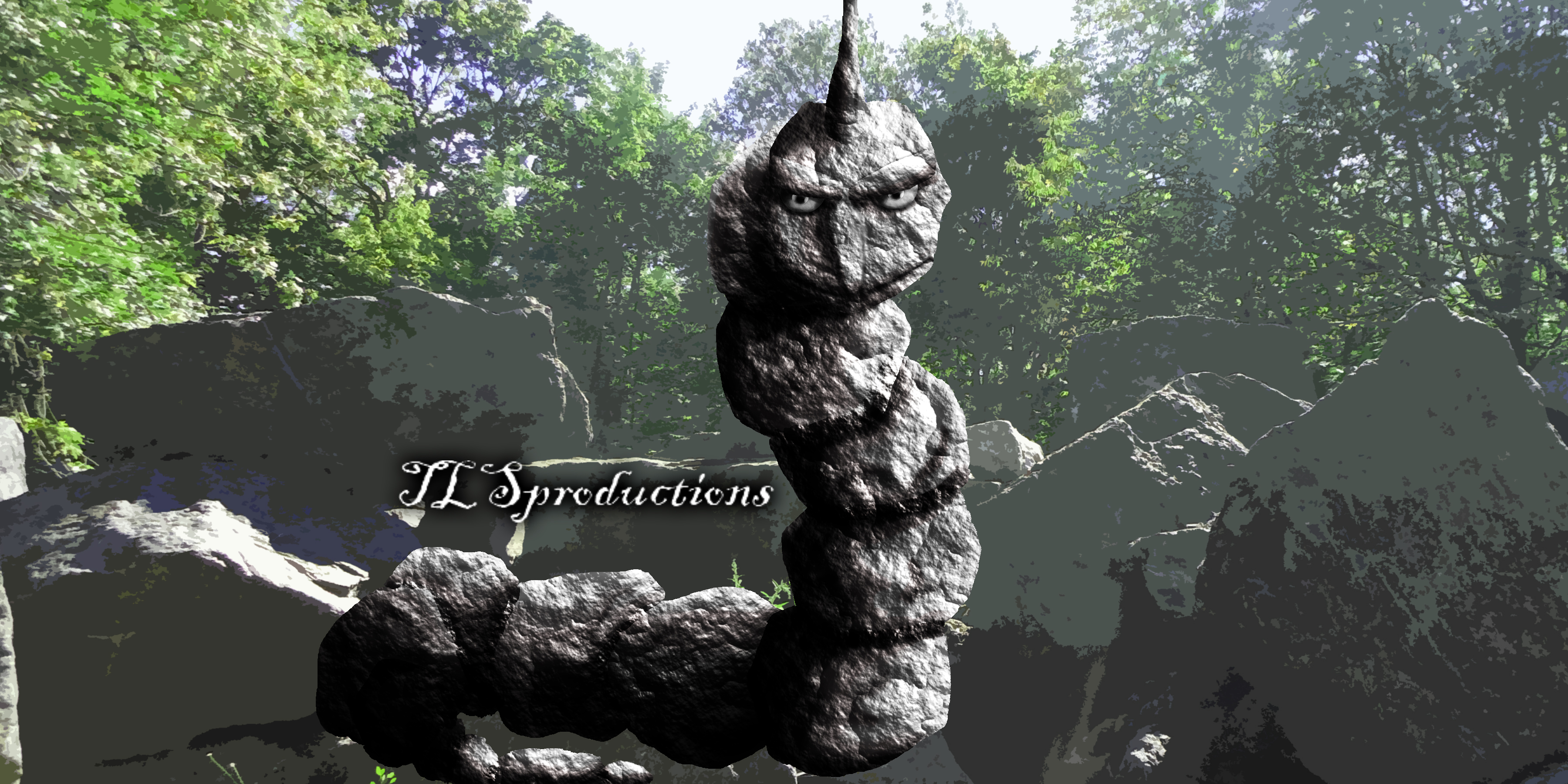 Realistic Onix By Tlsproduction On Deviantart