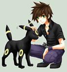 shigeru and umbreon