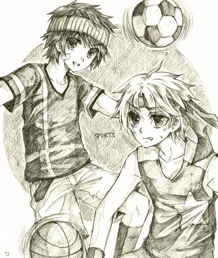 sports by urusai-baka