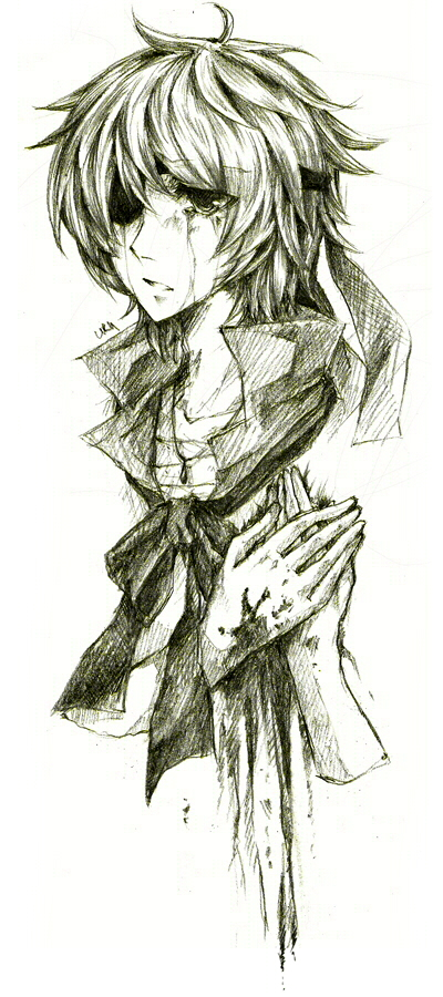 heart bleed by urusai-baka