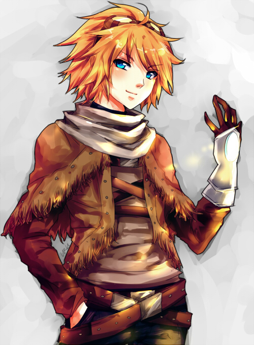 LoL ezreal by urusai-baka