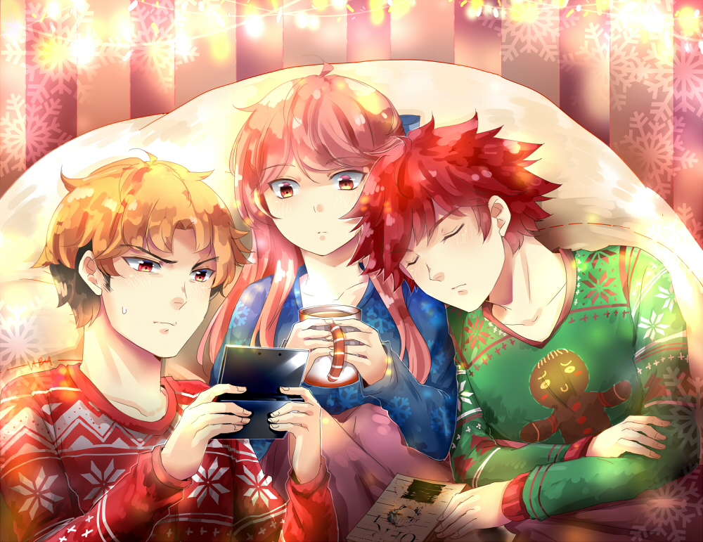 Happy Holidays By Urusai-baka On DeviantArt