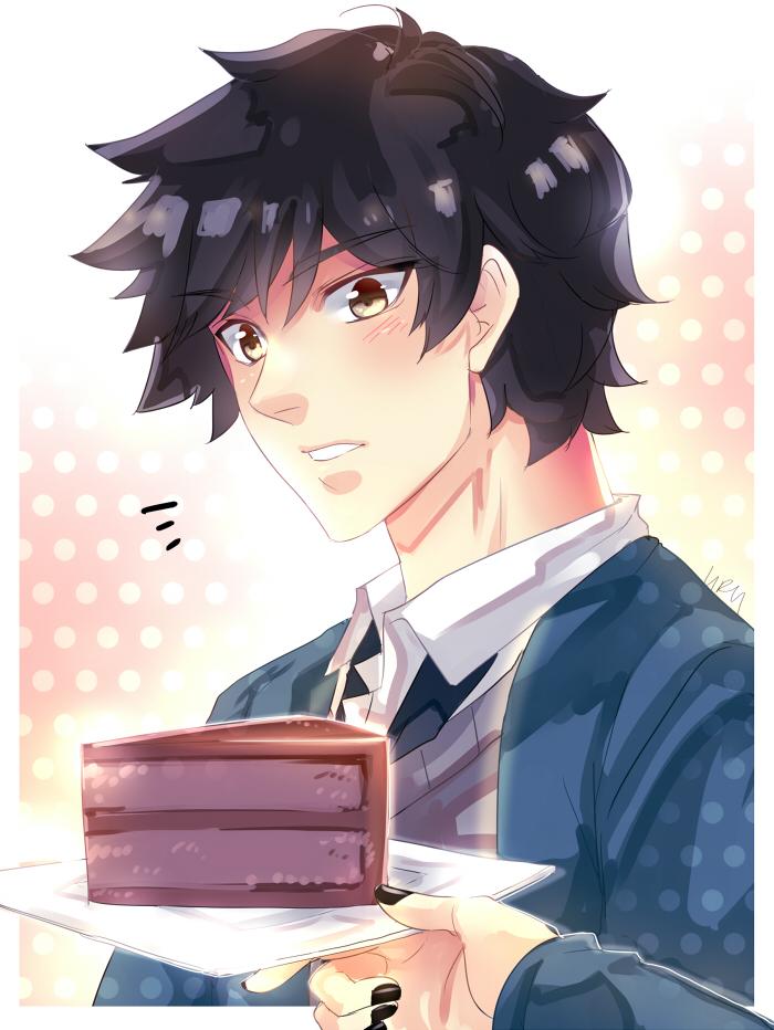 Happy Birthday John by urusai-baka