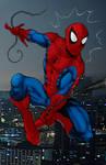Spider-Man Colours