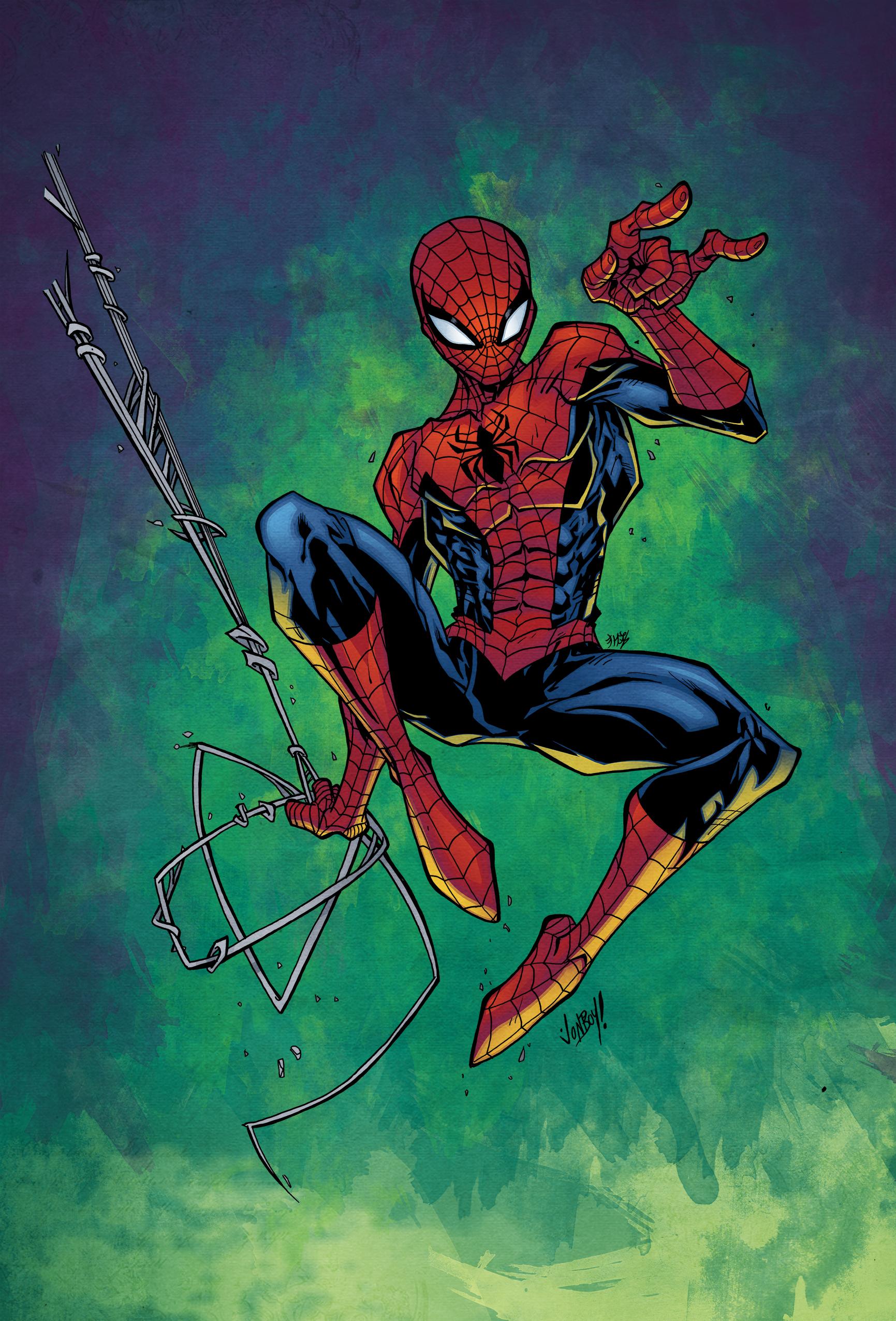 Spiderman - Kolor