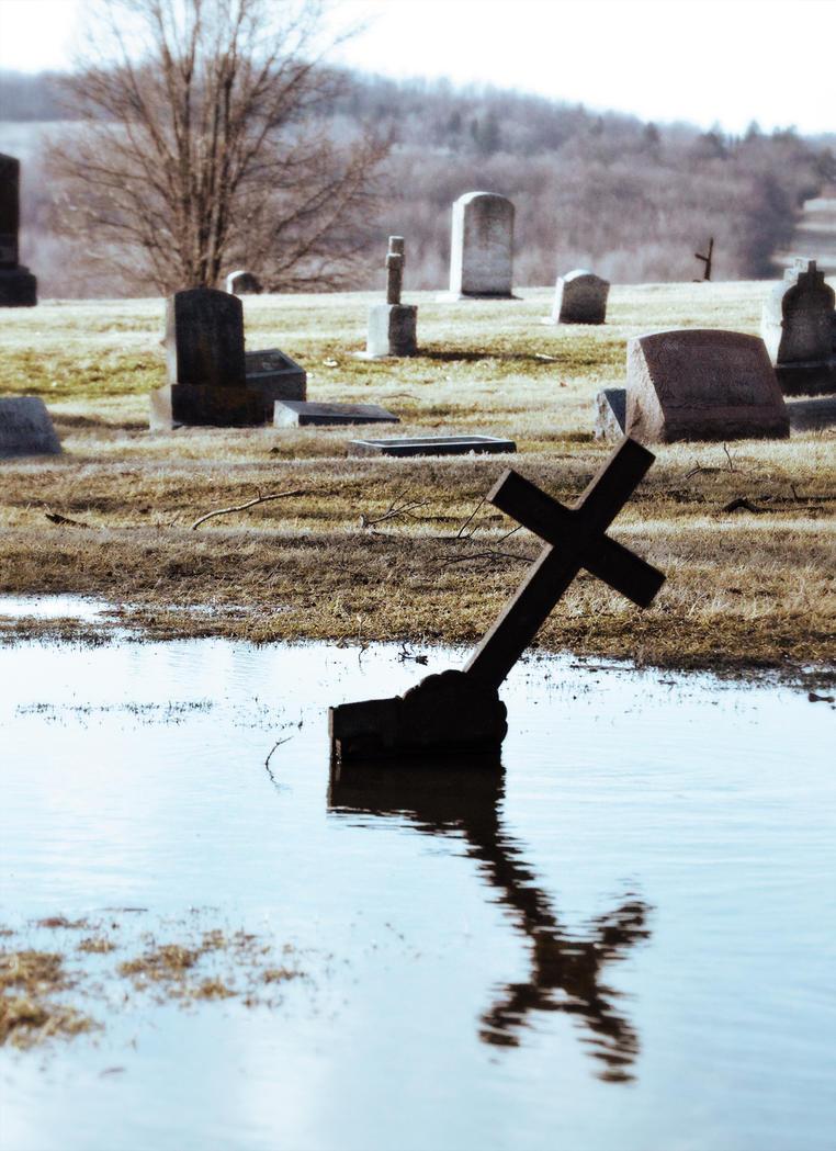 Watery Grave by SweetAuroraBora