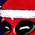 c'est le père Deadpool qui distribue les cadeaux cette années, j'espère que vous avez été sages ;)