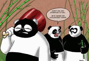 Pandaseng by Pierre-Blondin
