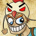 L'alliance du gentil Simon Poulet qui s'avère avoir des penchants schizophrènes et psychopathes (qui pour le tournoi ont prit l'ascendant sur sa bonté) et de Kratt, tsuki zombi qui compte se faire pleins de copains en mordant ses congénères avec délectation.
