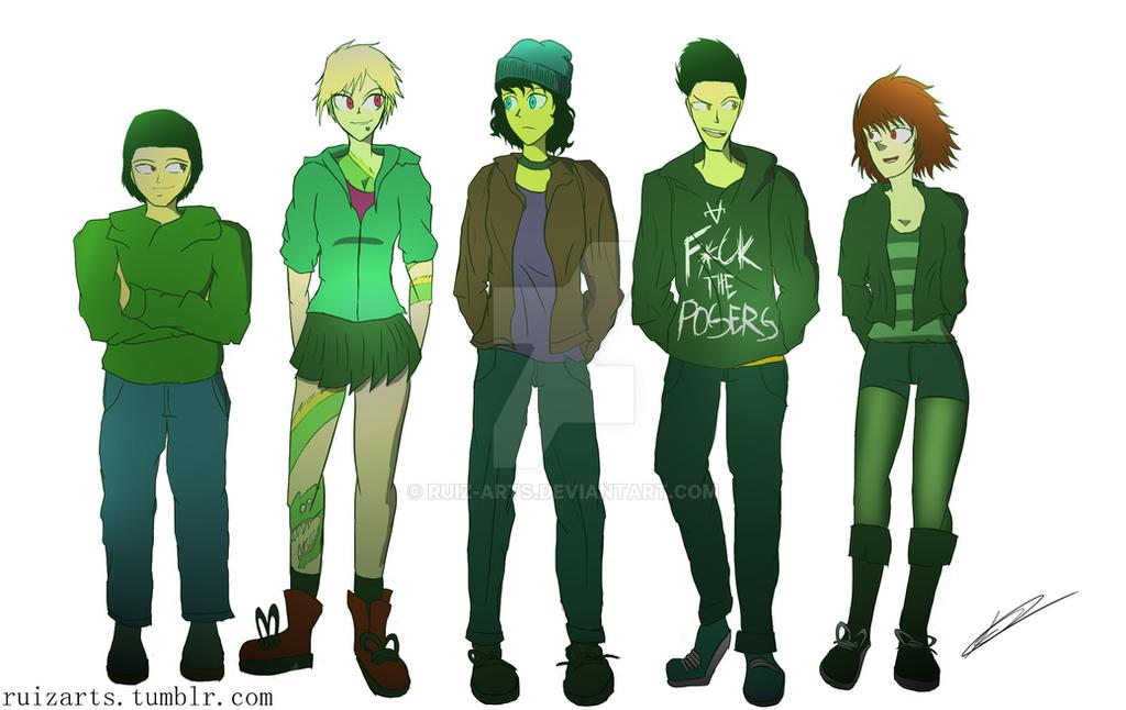 The Group by Ruiz-ARTS