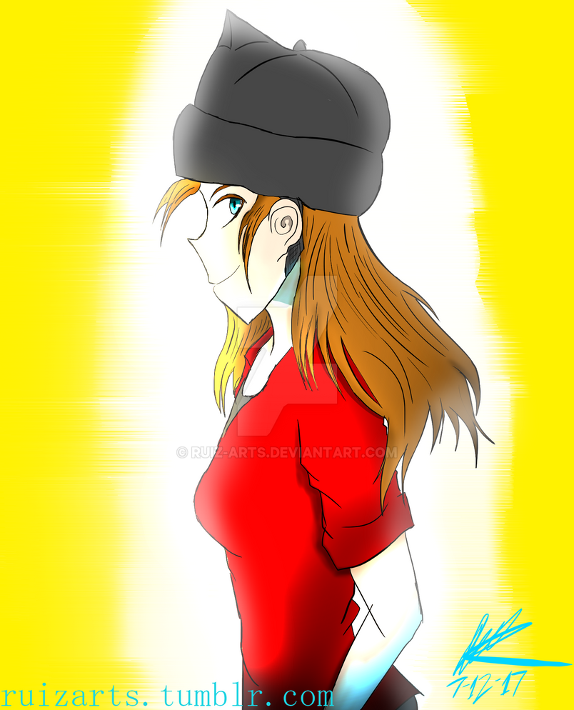 Chelsea sketch by Ruiz-ARTS