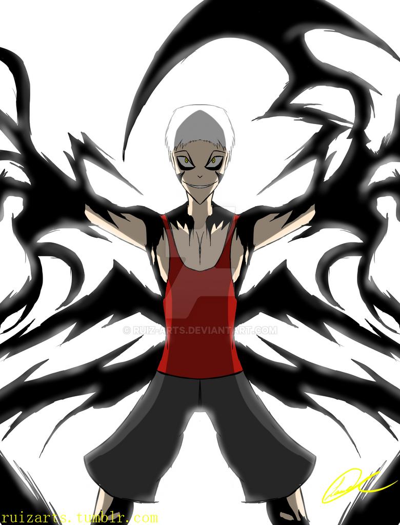 Powers 2: Symbiote by Ruiz-ARTS