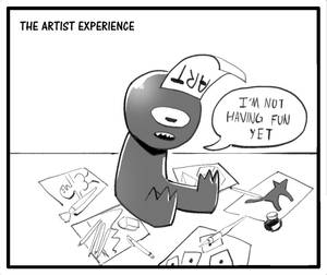 The Artist Experience