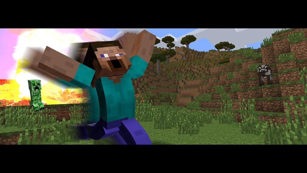 Minecraft Animation Background Minecraft Explosion Background