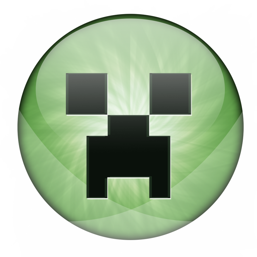 minecraft logo glossy by chrishartung on deviantart