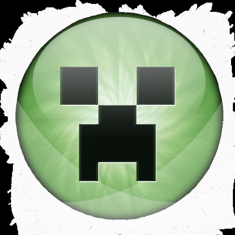 Minecraft Logo Glossy by ChrisHartung on DeviantArt
