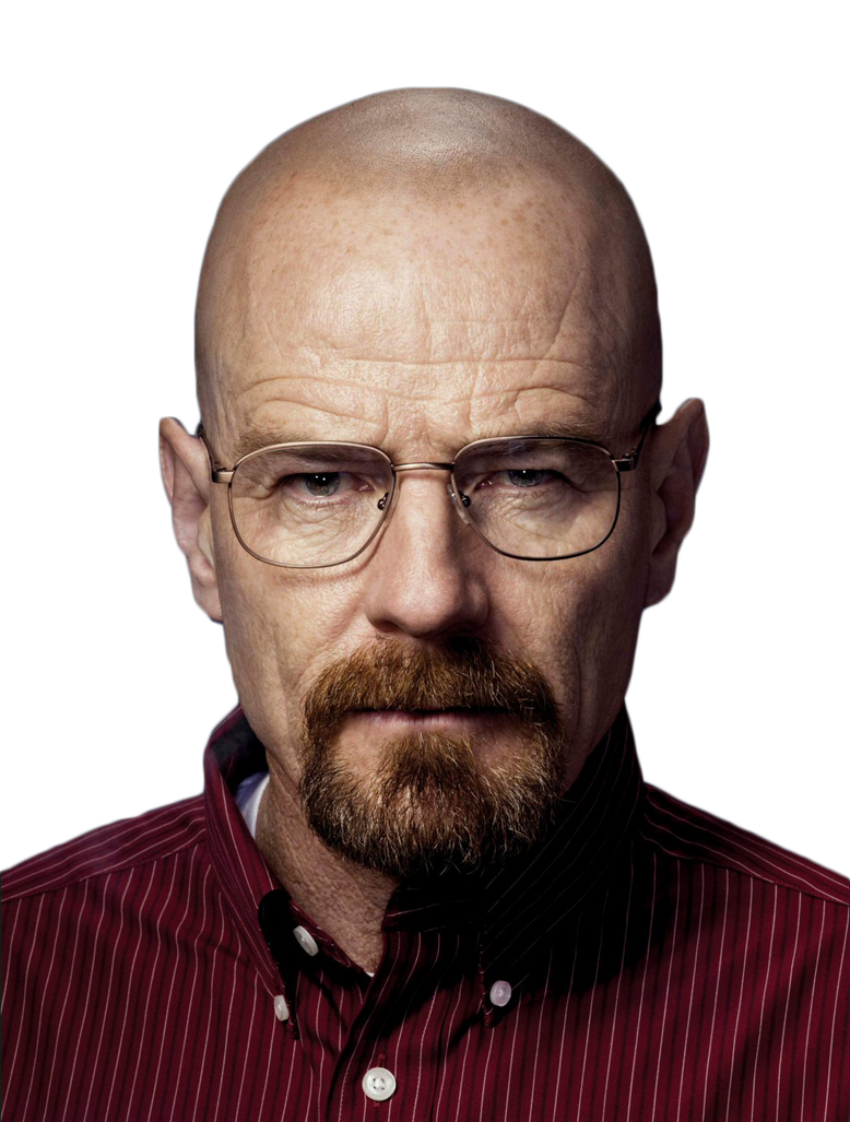 Breaking Bad Mr. White (Heisenberg) Transparent by ... Jesse Eisenberg