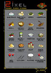 Some food icons ...