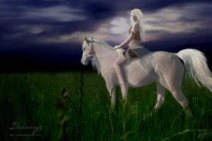 Daenerys by Nyph-Atzbel