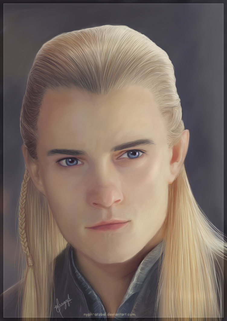 Prince of Mirkwood by Nyph-Atzbel