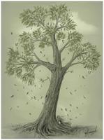 Donde los arboles cantan by Nyph-Atzbel