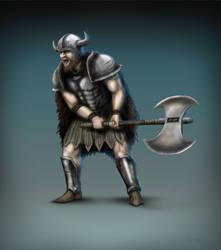 Warrior by spawn00000