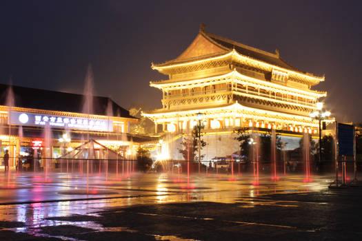One night in Xian
