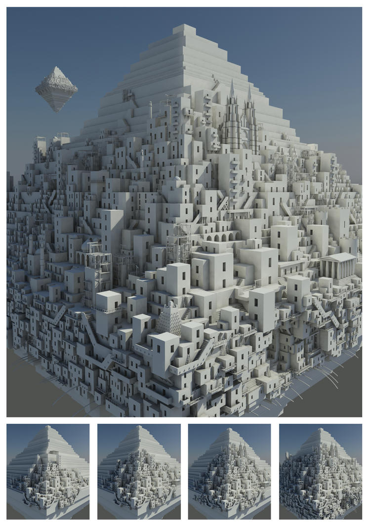 Babylon WIP by spawn00000