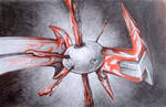 Explosion KONF - sketch