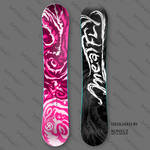 Meatfly Snowboard Design