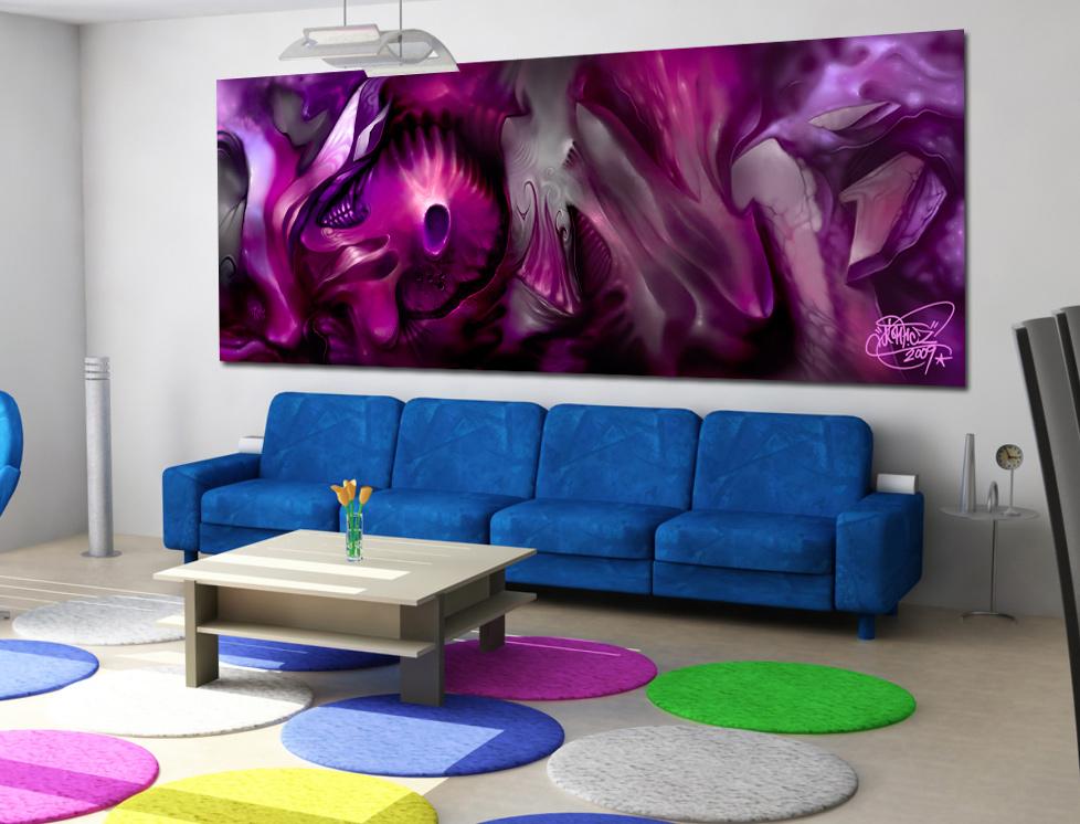 KONF GRAFFITI ART by Konf
