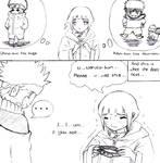 Naruto: Hinata wants a pet too