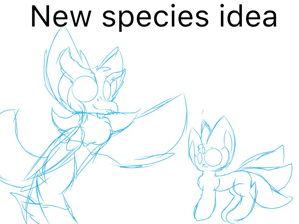 New species idea by Perma-Fox