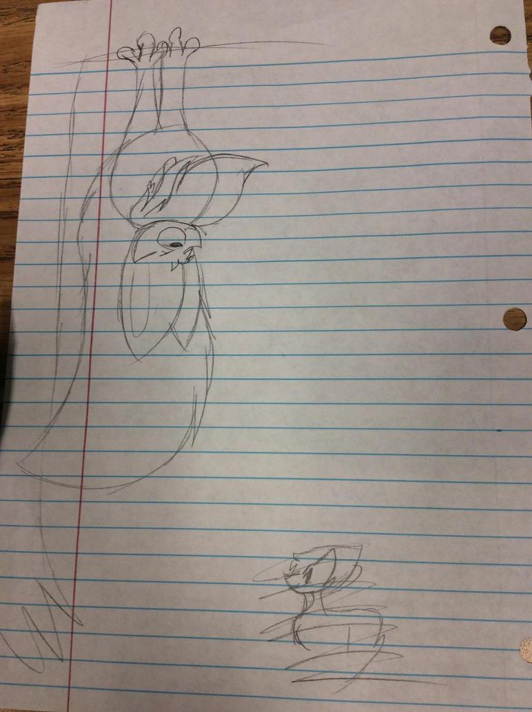 Doodles by Perma-Fox