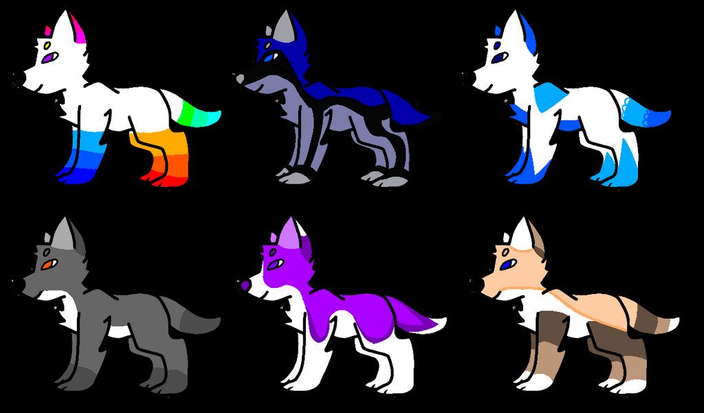 Doggo adoptable(OPEN 4/6) by Perma-Fox