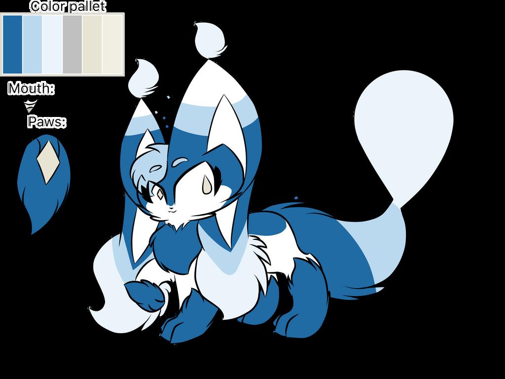 A flingleens custom for candyfloss50248 by Perma-Fox