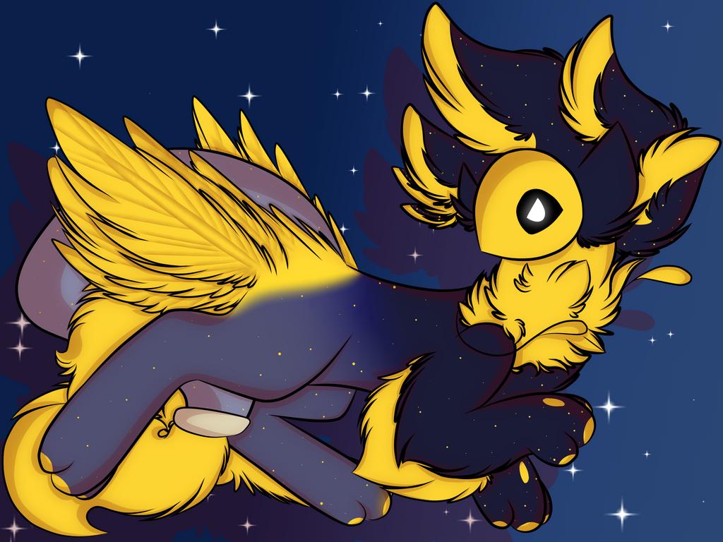 Spaccceeeeeeeeeeee by Perma-Fox