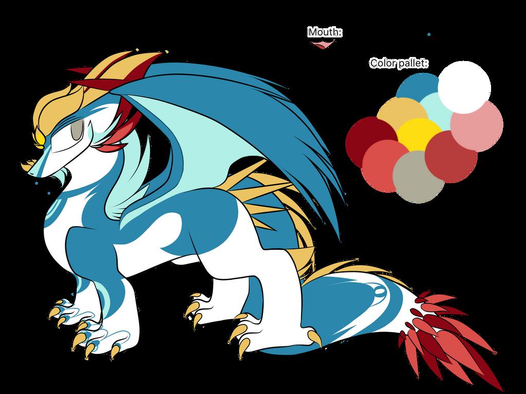 Free custom 1 for alexthedemonicwolf by Perma-Fox