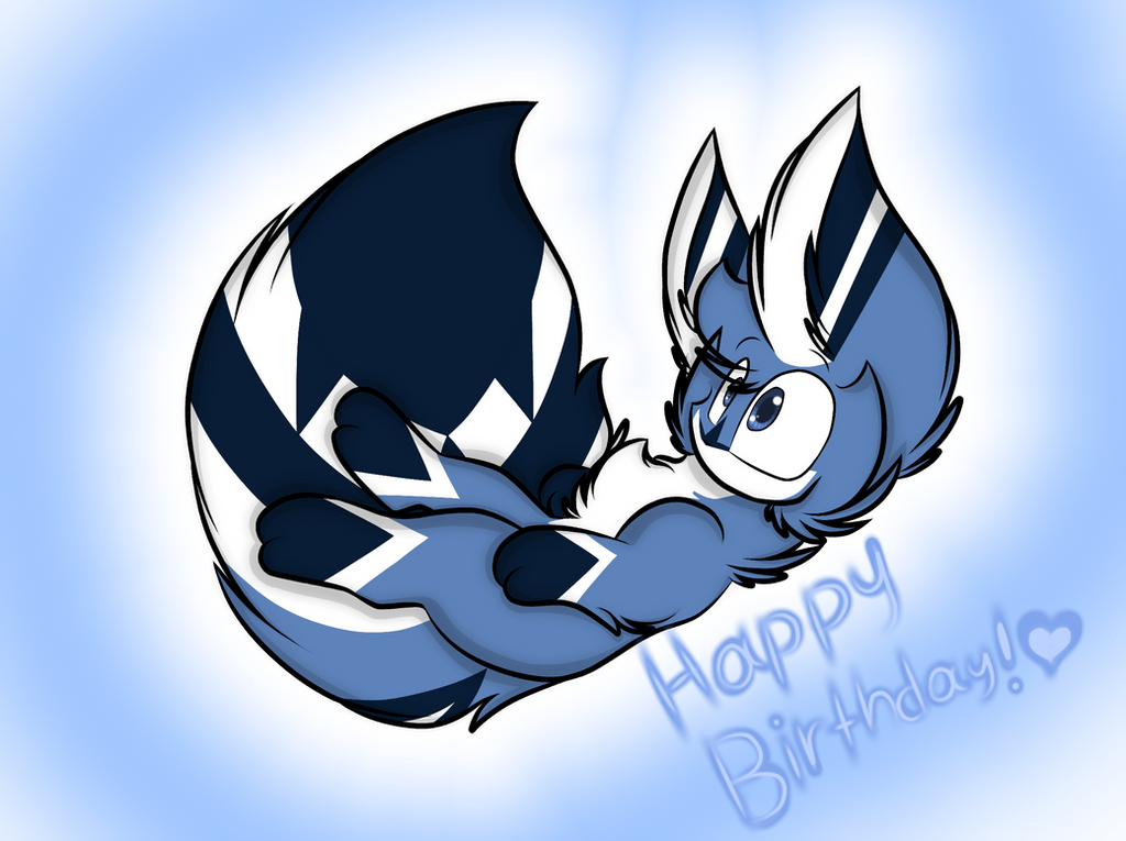 Birthday boy uvu by Perma-Fox