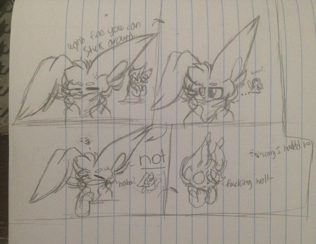 WELP (comic collab) by Perma-Fox