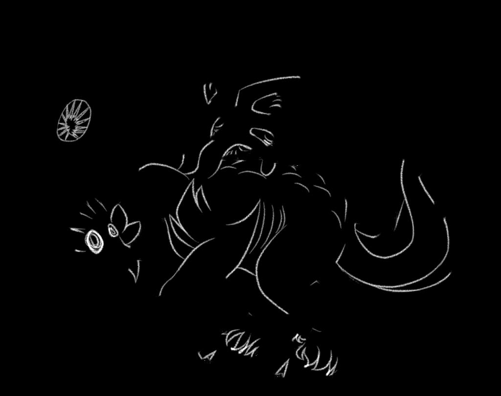 Grotesque mon (CUSTOM) by Perma-Fox