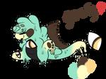 Goofy the goober snakekeys approval sheet by Perma-Fox