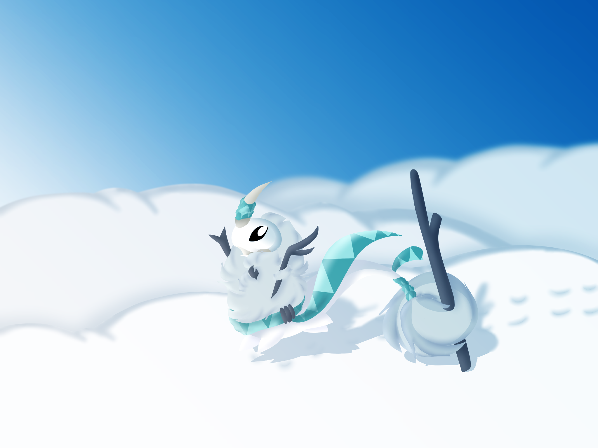 Wintery sticks (DTA ENRTY) by Perma-Fox