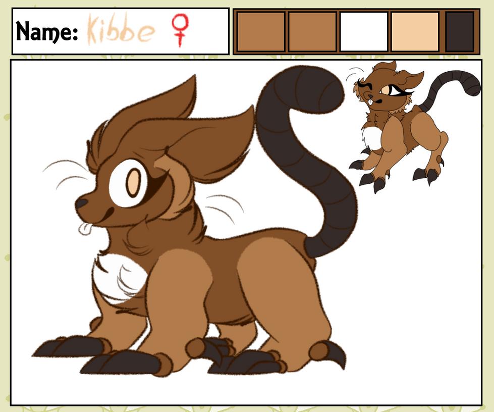 Kibbe the leokie Approval Sheet by Perma-Fox
