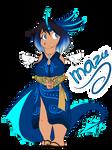 Mazu The Edsketchain by Perma-Fox