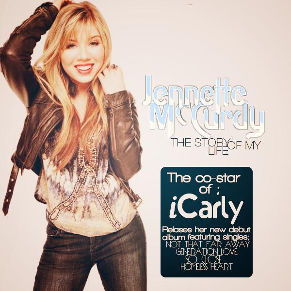 Jennette McCurdy album