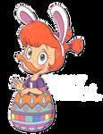 Happy Easter from Gosalyn