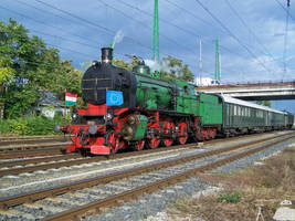109 109 with nostalgia train by MorpheusPhotoworks