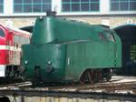 242 Steam engine in Budapest